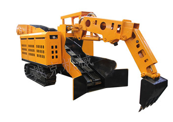 WZL-60Mining loader (protective mining arm)